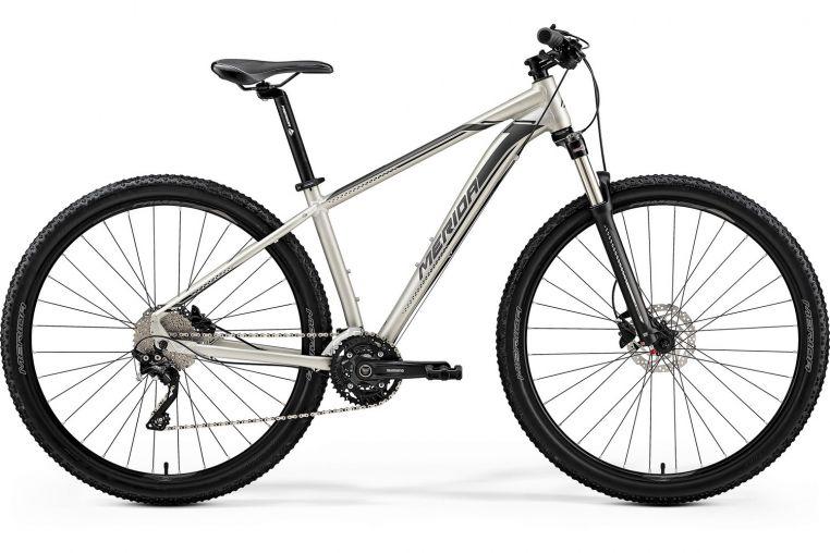 Велосипед Merida Big.Nine 80-D (2020)