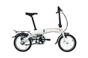 Велосипед Dahon Curve i3 16 (2016)