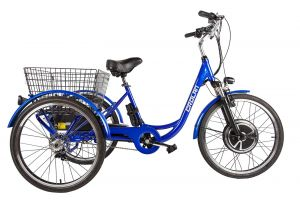 Велосипед Crolan 350W (2018)
