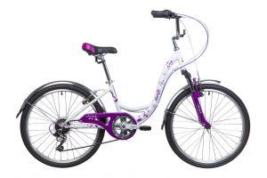Велосипед Novatrack Butterfly 24 (2019)