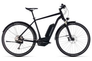 Велосипед Cube Cross Hybrid Sl 500 (2018)