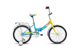 Велосипед Forward Altair City Girl 20 Compact  (2017)