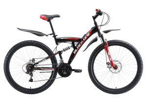 Велосипед Black One Flash FS 27.5 D (2018)