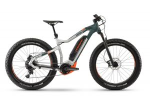 Велосипед Haibike Xduro FatSix 8.0 (2019)