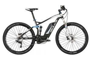 Велосипед Bulls Six50-E FS 3 (2015)