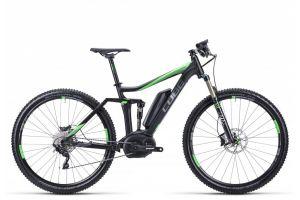 Велосипед Cube Stereo Hybrid 120 HPA Race 29 (2015)