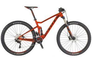Велосипед Scott Spark 970 (2018)