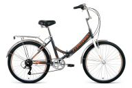 Дорожный складной велосипед    Forward Valencia 24 2.0 (2020)