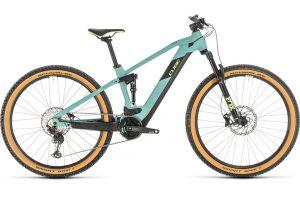 Велосипед Cube Stereo Hybrid 120 Race 500 29 (2020)