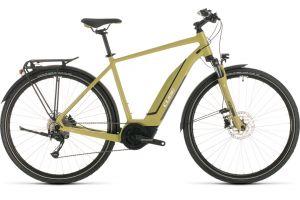 Велосипед Cube Touring Hybrid One 400 (2020)