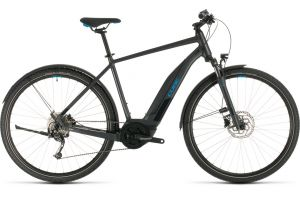 Велосипед Cube Nature Hybrid One 400 Allroad (2020)