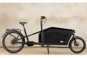 Велосипед Cube Cargo Dual Hybrid (2020)