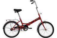Складной велосипед  Novatrack TG-20 Classic 1sp. (2020)