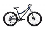 Подростковый велосипед  Forward Titan 24 2.0 Disc (2021)